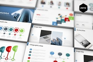 Travera - Powerpoint Template