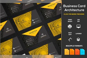 Business Card Architecture