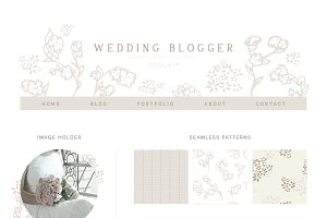 Wedding Blogger Toolkit