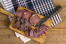 Assorted cold cuts (6)