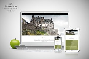 Real Estate for Rent Responsive HTML