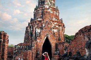 Ruins of Ancient Thailand