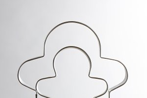 Nested Gingerbread Man Cookie Cutter