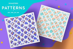 Disasters Patterns Collection