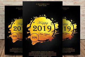 Dj 2019 Gold Flyer