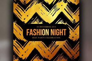 Fashion Night Banners