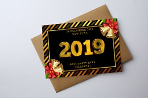 New Year Card 2019