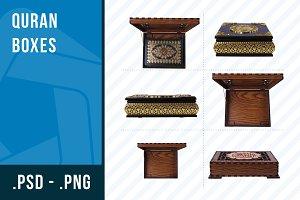 Quran in Boxes V.1