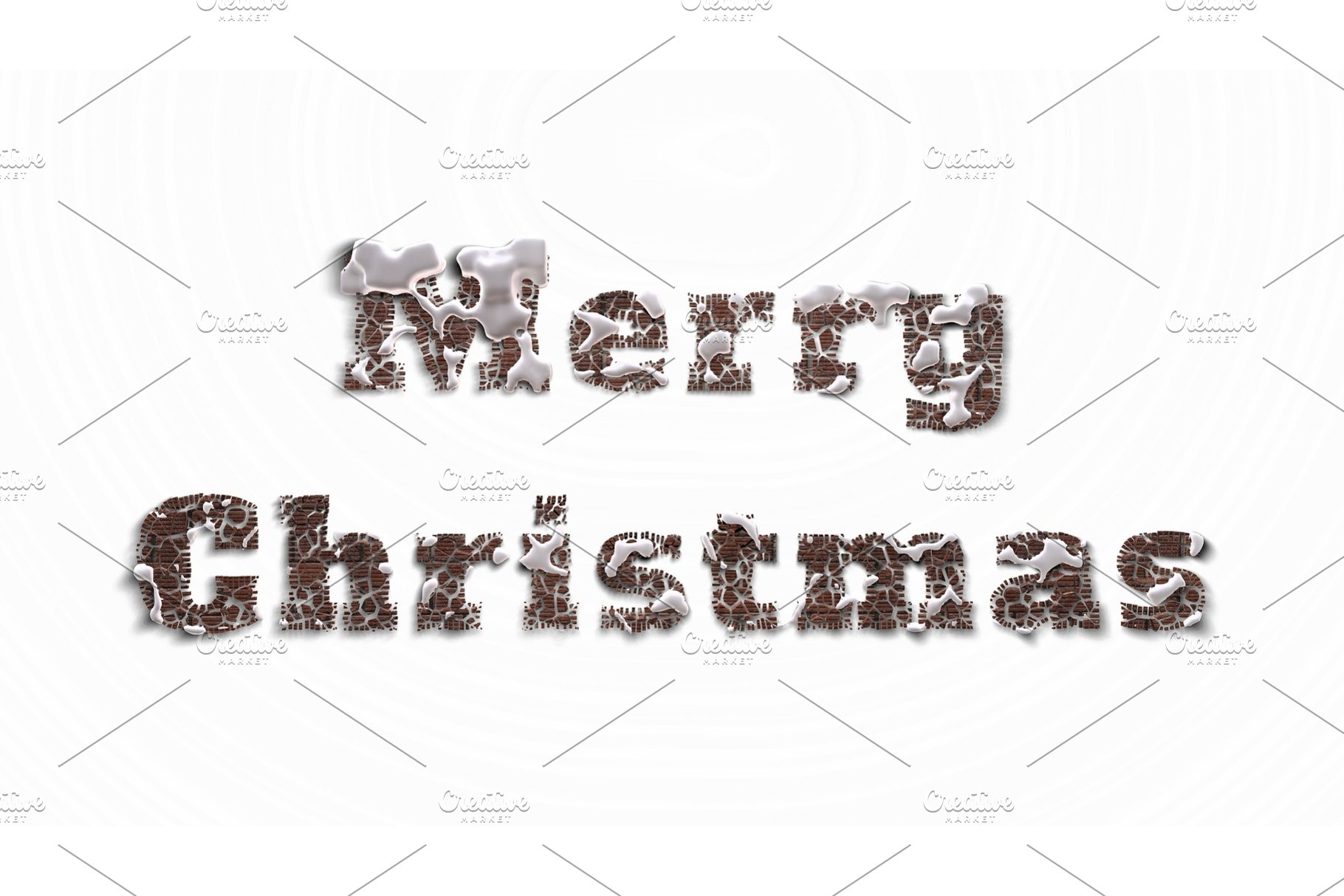 Merry Christmas Lettering.Merry Christmas Lettering Written By