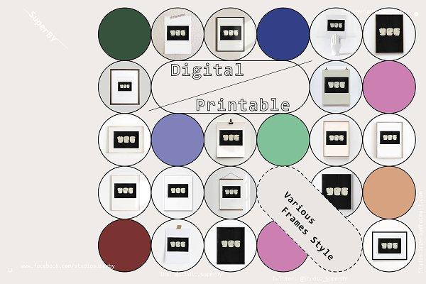 """Printable Logo/Prints/Graphics-""""YES"""""""