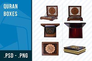 Quran Boxes V.2
