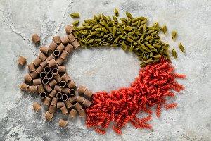 colored gluten-fmulticolor gluten-fr
