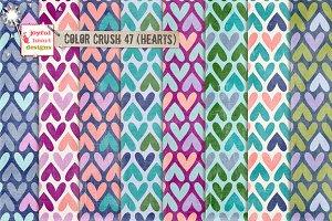 Color Crush 47 (hearts)