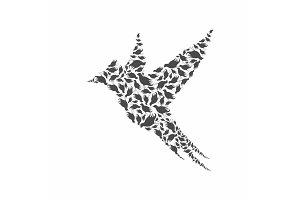 Compound bird