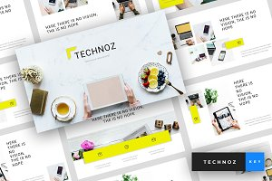 Technoz - Keynote Template