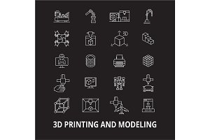 3d printing and modeling editable