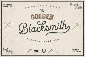 The Golden Blacksmith ( 30% OFF )
