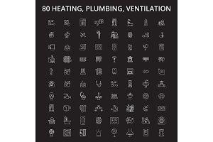 Heating, plumbing, ventilation
