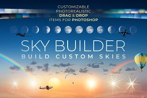 Sky Builder for Photoshop