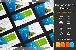 Business Card Dentist