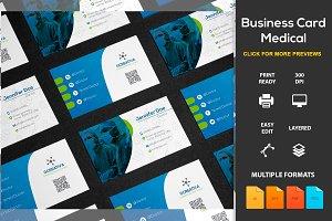 Business Card Medical