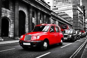 Iconic English transportation