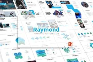 Raymond - Powerpoint Template