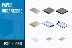 Paper Oragnizers V.2