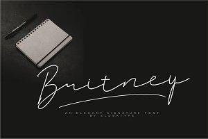 Britney Signature