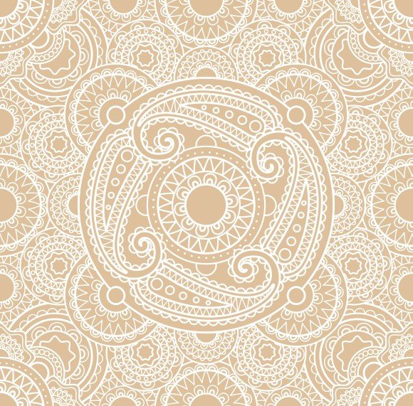 Indian lace