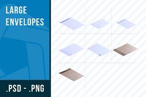 Large Envelopes