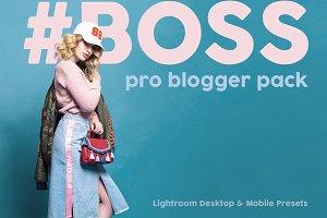 Pro Instagram Blogger Presets