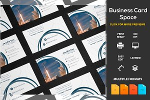 Business Card Space