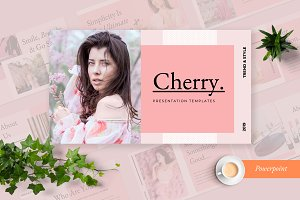 Cherry Powerpoint Presentation