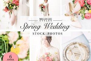 Pink Wedding Photo Bundle