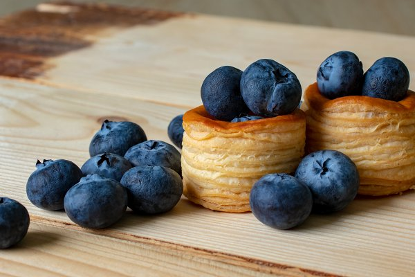 Food Images: J&M Diversity - Blueberry