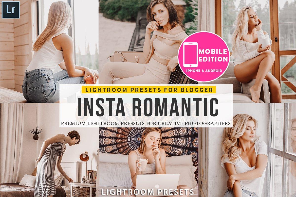 Insta romantic Mobile Lightroom
