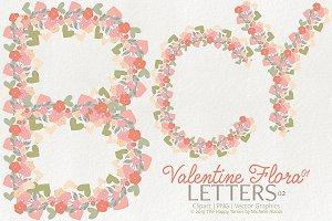 Valentine Flora 01 - Letters 02