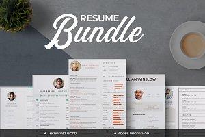 Bundle Resume