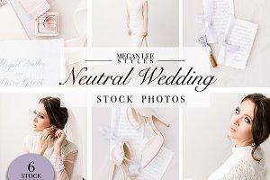 Neutral Wedding Photo Bundle