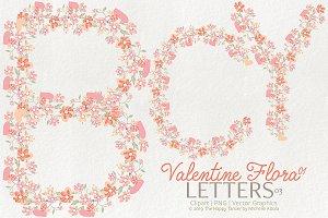 Valentine Flora 01 - Letters 03