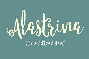 Alastrina Typeface