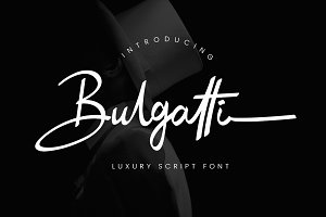 Bulgatti Luxury Script