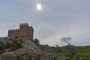 Citadel  in Genoese fortress