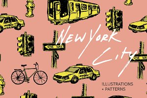 New York | Patterns and more