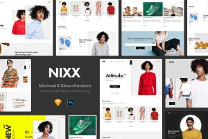 NIXX – Minimal & Clean Fashion