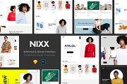 NIXX – Minimal & Clean Fashion