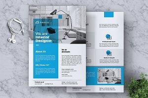 Interior Design Flyer Vol. 02