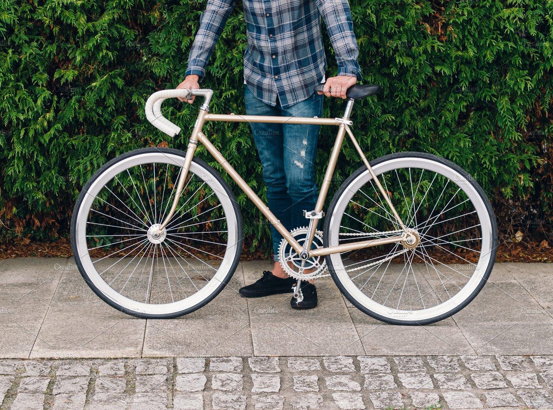 fixie bike detail outdoors transportation photos. Black Bedroom Furniture Sets. Home Design Ideas