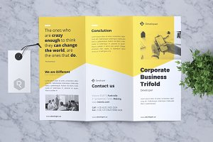 Corporate Business Flyer Vol. 14